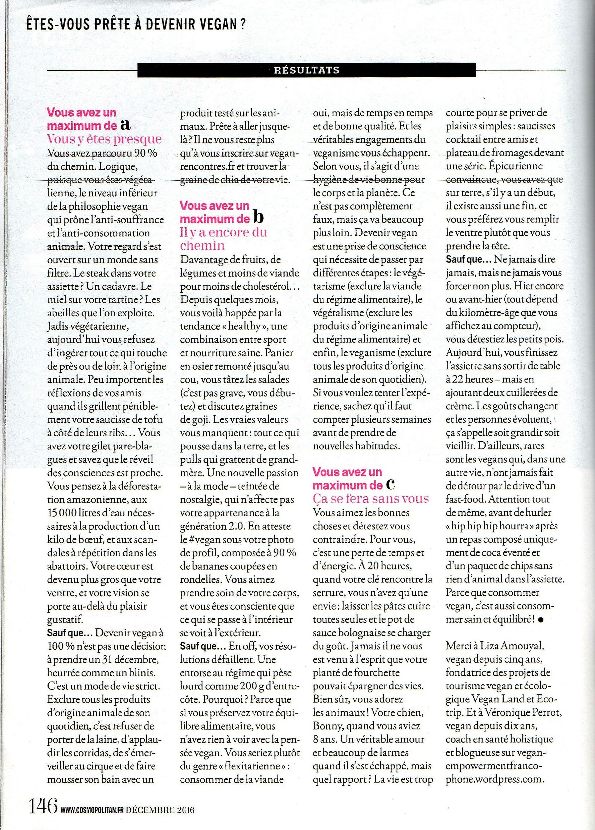 Cosmopolitan Decembre 2016 3